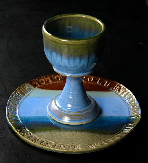 Communion Set Customized with Name & Date