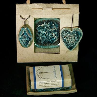 Soap Dish Gift Set