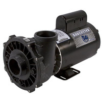 "Waterway Executive 56-Frame 4 HP Dual-Speed Spa Pump, 2"" Intake, 2"" Discharge, 230V"