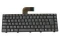 New Genuine Dell Inspiron 14x N411z US Backlit Keyboard NSK-DXOBW