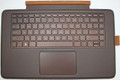 New Genuine HP Envy X2 Keyboard Backlit Brown with Battery 796693-001