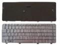 HP Pavilion DV4-1000 DV4-1100 DV4-1200 Silver Keyboard 486901-001