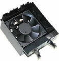 Dell XPS 420 Dimension 9100 Fan and Bracket 0JY856 JY856