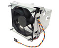 Dell Optiplex 960 Cooling Fan With Shroud Assembly 0M730R M730R