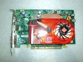Dell Card Graphics Radeon HD 3650/256mb 0K629C K629C