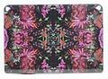 Dell Inspiron Mini 10 10v Kaleidoscope Flowers Design LCD Back Cover R5RP5 CN-0R5RP5