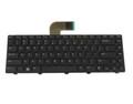 New Genuine Dell Inspiron 15 3520 Non-Backlit Keyboard NSK-DX0SW