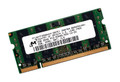 2.0GB Micron Memory PC5300 DDR2 667MHz 200 Pin - MT16HTF25664HY-667E1