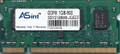 ASint 1GB Memory Module 1GB-800 DDR2 Sodimm SSY2128M8-JGEEF