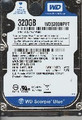 Lenovo B575 320GB 5400RPM Sata HDD WD3200BPVT 54Y8372