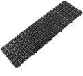 HP ENVY 17 Keyboard US Backlit NSK-HS1BQ 9J.N4DB1.11D