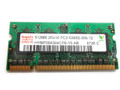 512MB PC2-5300 DDR2-667MHz CL5 Memory HYMP564S64CP6-Y5
