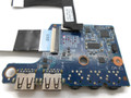 HP Laptop USB Sound Board With Cables D501L551C56 685720-001