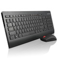 Lenovo Ultraslim Plus Wireless Keyboard and Mouse - US English 0A34032