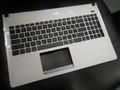 Asus X501U Palmrest And Keyboard US XJ5 0KNB0-6103BG00 90R-NM02K1480U