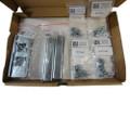 Dell PowerEdge Server 2CGTG 2U Threaded Rack Adapter Converter Kit 8HDVN