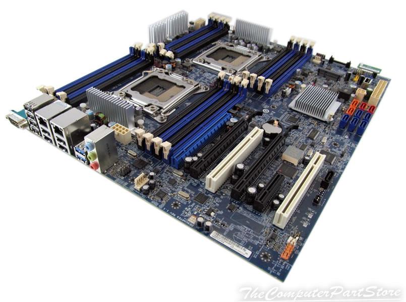 Lenovo Thinkstation D30 Motherboard 03t6735