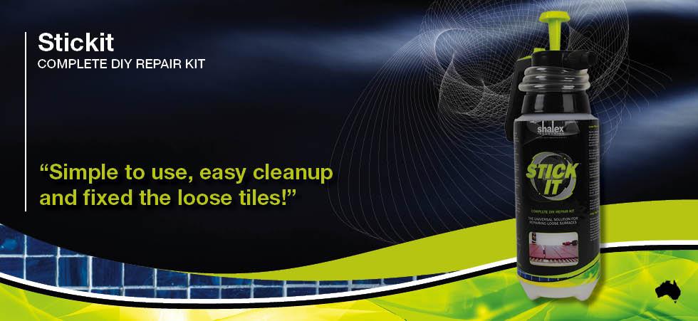 Stickit Complete Tile Repair Kit