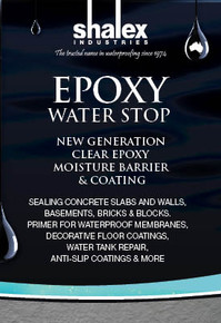 Epoxy Water Stop