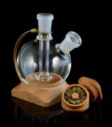 Save 20% with our Grind and Orbit Combo featruring our Cherry Finishing Grinder and Cherry Orbiter ~ Magic-Flight