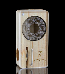 Star Knot Laser Launch Box in Original Maple - The world's best portable herbal vaporizer - Magic-Flight