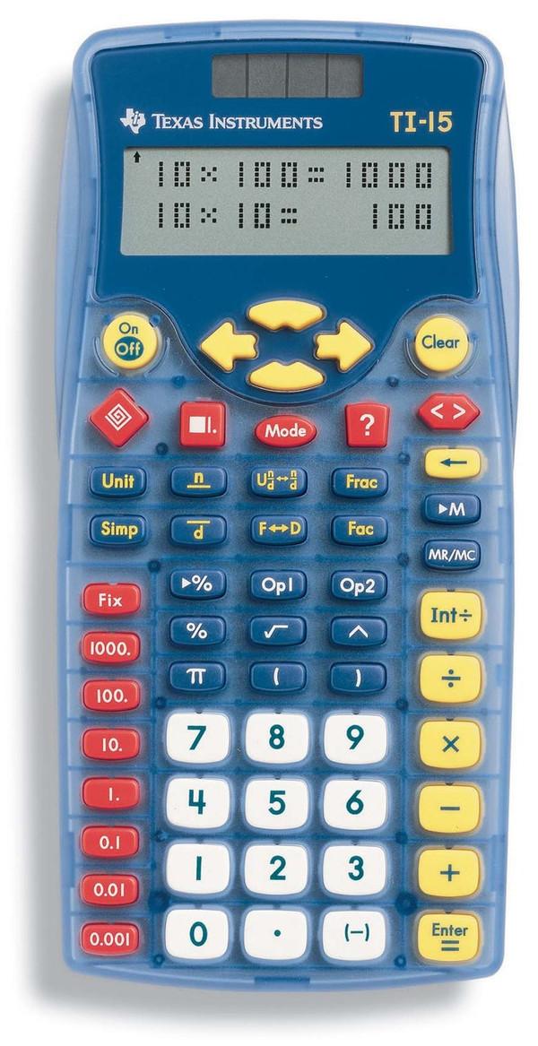 TI-15 Teacher Kit