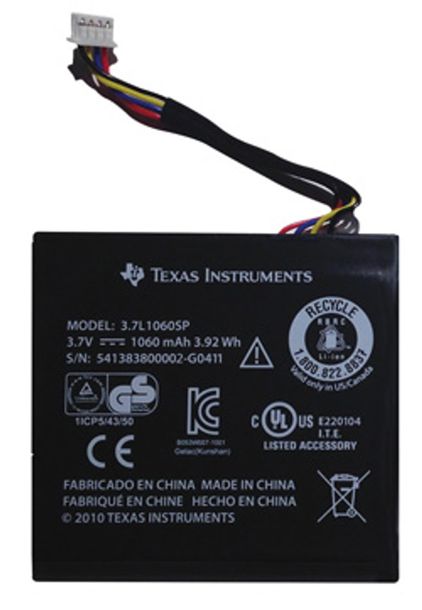 TI Rechargeable Battery (With Wire)
