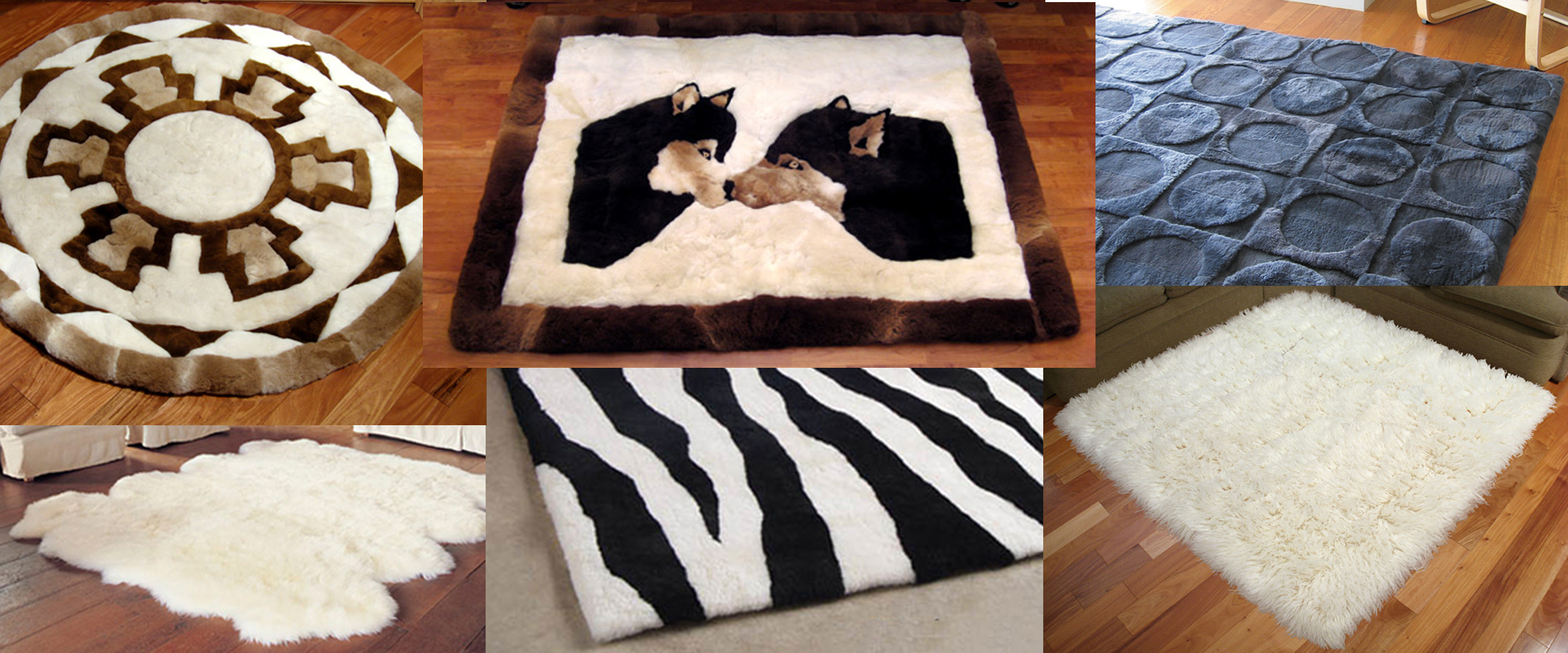 Soft Alpaca Rugs, Sheepskin Rugs For Sale | SoftRugs