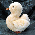 Sheepskin Duck Toy