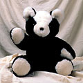 Sheepskin Large Teddy Bear - 18in