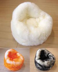 Sheepskin Bean Bag Chairs