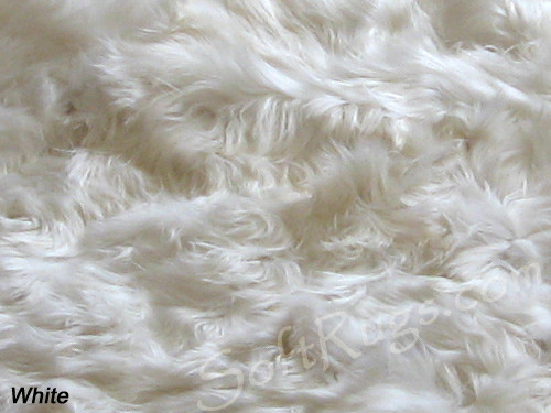 Suri Alpaca Fur Rugs 6 ft x 7 ft