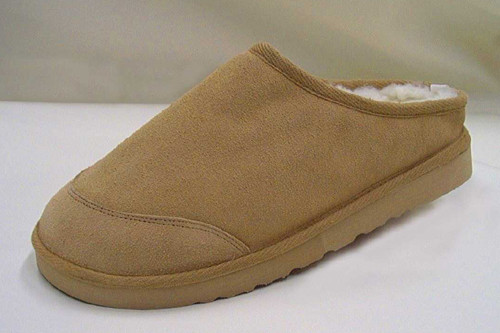 Sheepskin Clog Slipper