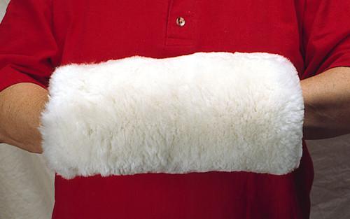 Sheepskin Fur Hand Muff