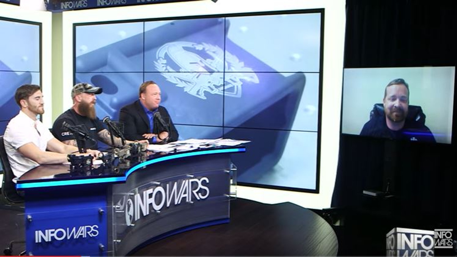 We made INFOWARS.... Thanks for the interview Alex Jones