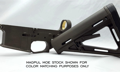 AR 15- Rifle Green(Matches Magpul OD)