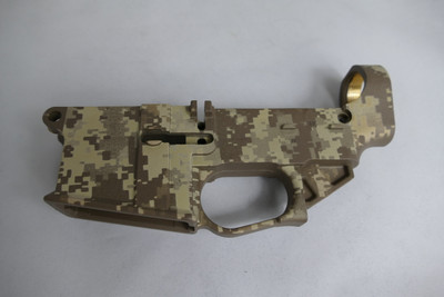 Digital Camo on FDE 80%