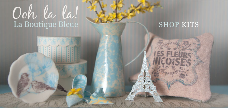 Shop La Boutique Bleue Kits