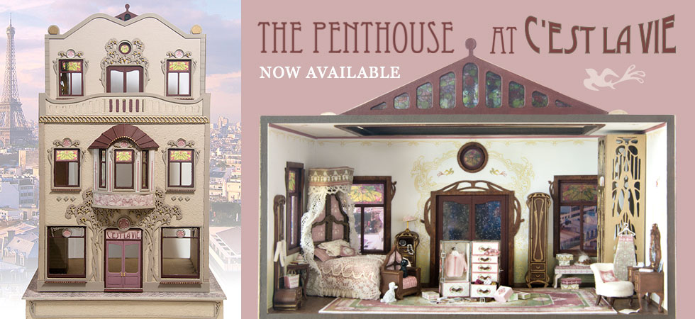 Now available: The Penthouse at C'est La Vie