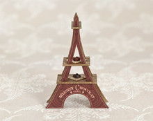 Quarter Scale Eiffel Tower Chocolate Display