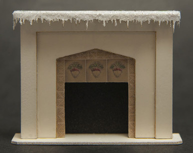 1:48 Fireplace and Icicles Kit