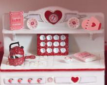 1:48 Valentine Accessories for Stove