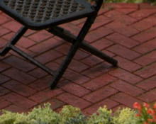 Quarter scale herringbone brick sheet