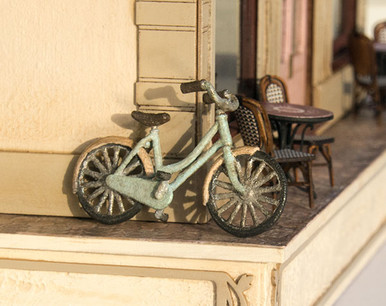 1:48 quarter scale 1/4 bicycle