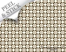 peel and stick quarter scale flooring
