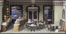 C'est La Vie Cafe Furniture Set