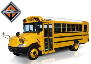 International Bus Exhaust