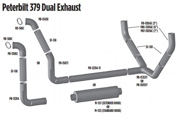 kenworth w900 radiator parts diagram