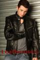 Men's Leather Fashion Jacket Goat Skin Soft Supple JC22