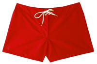 GD35-T  LIFE GUARD BOARD SHORT GIRLS